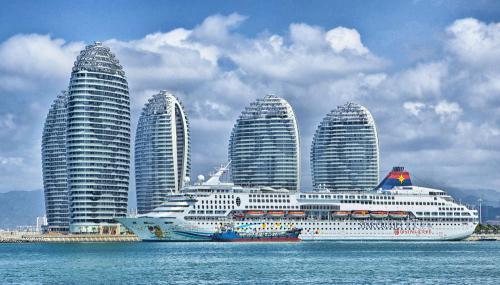 Cruiseschip China