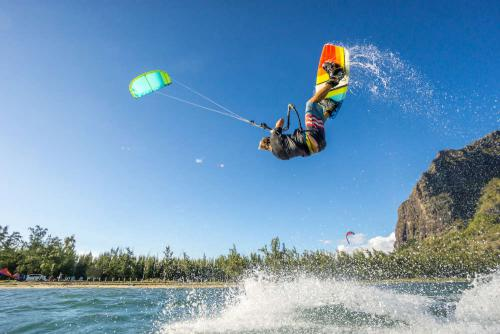 Kitesurfen Antillen